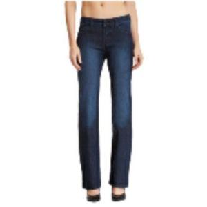 NYDJ Marilyn Straight Leg Jean Size 4